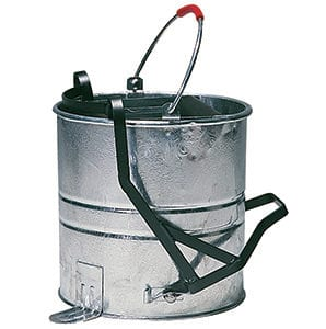 10L Galvanised Bucket