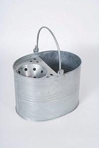13ltr Galvanised Bucket & Wringer