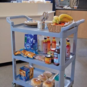 3-Shelf Cart