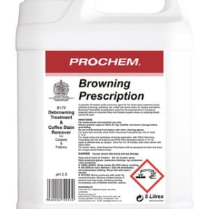 Browning Prescription