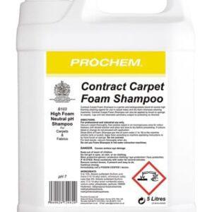 Contract Carpet Foam Shampoo