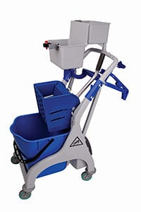 Damp Mopping Quick Response Trolley
