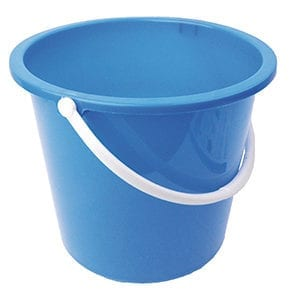Homeware Bucket 10 Ltr