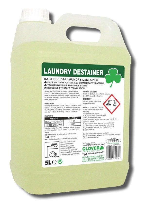 Laundry Destainer