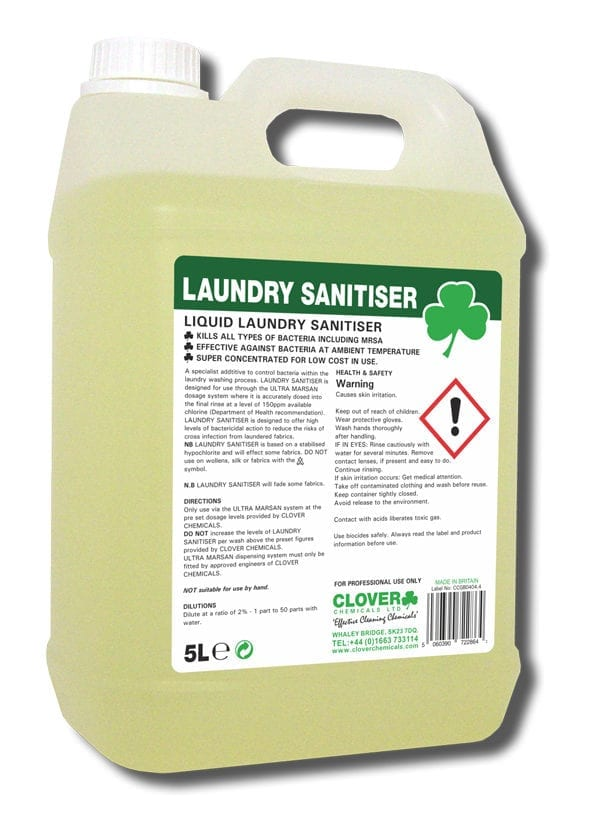 Laundry Sanitiser