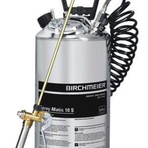 Stainless Steel Pressure Sprayer - 10L