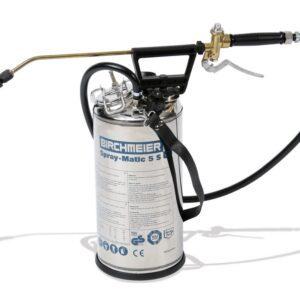 Stainless Steel Pressure Sprayer- 5L