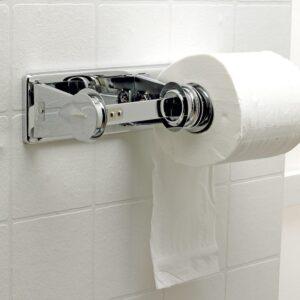 Toilet Roll Holder Double